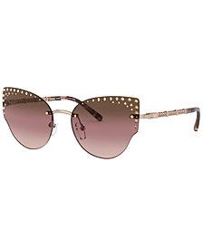 Michael Men's Kors Men's Sunglasses, MK1058B