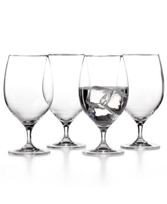 The Cellar Glassware, Set of 4 Iced Beverage Glasses