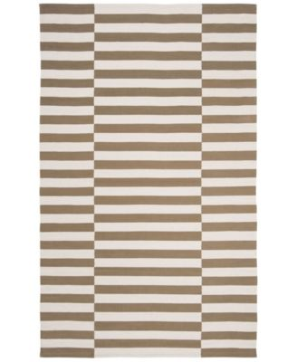 Ludlow Stripe LRL7350C Sepia 2'3