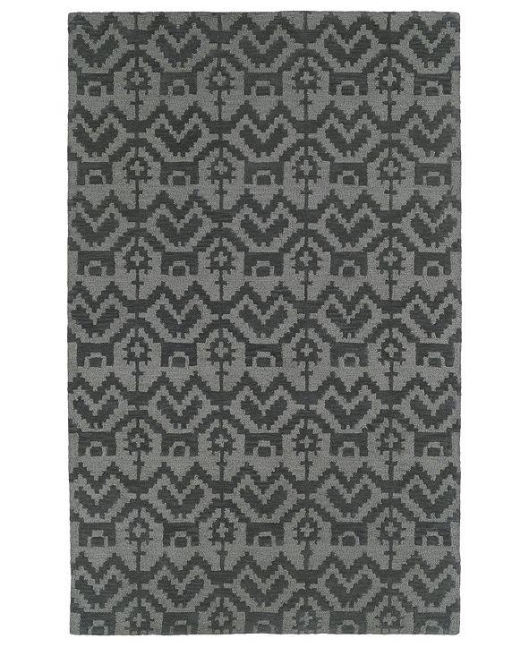 """Kaleen Lakota LKT07-75 Gray 5' x 7'9"""" Area Rug"""
