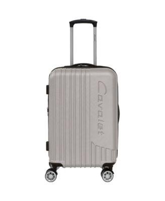 "Malibu 20"" Hardside Expandable Lightweight Spinner Carry-On Luggage"