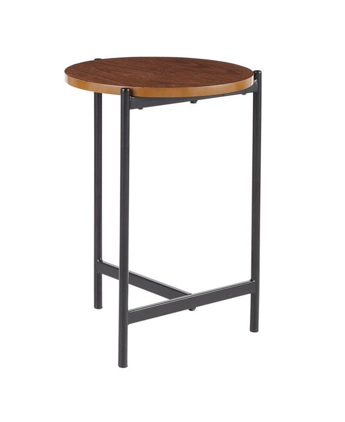Lumisource - Chloe Side Table, Quick Ship