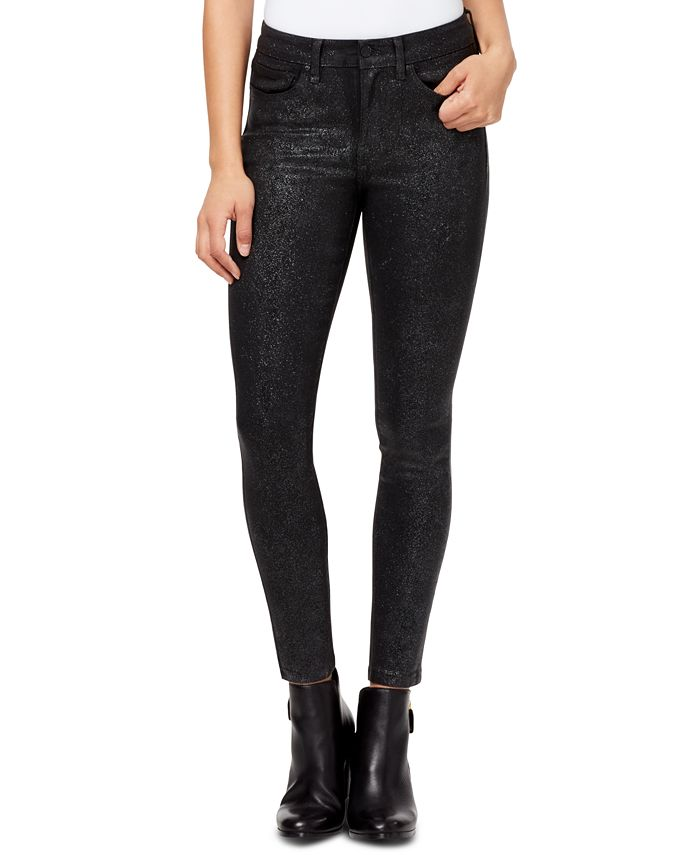 WILLIAM RAST - Perfect Sparkle Denim Skinny Jeans