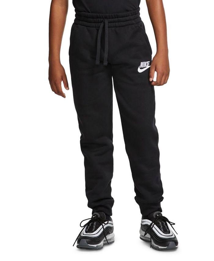 Nike - Big Boys Fleece Jogger Pants