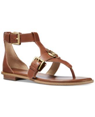 Michael Kors Preston Flat Sandals