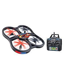 World Tech Toys Panther Ufo Video Camera 4.5Ch 2.4Ghz Rc Spy Drone