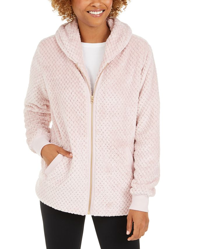 Ideology - Quilted Fleece Jacket