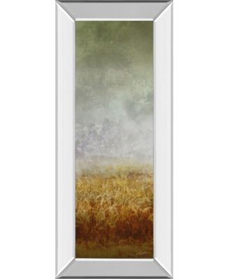 Translucent Garden I by Nan Mirror Framed Print Wall Art, 22