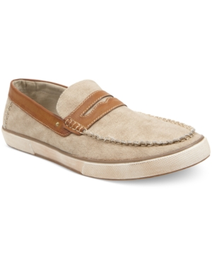 Steve Madden Mens Shoes Gomer Penny Loafers Mens Shoes