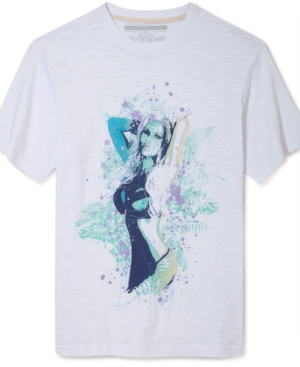 Sean John Shirt Tropical Scenery TShirt