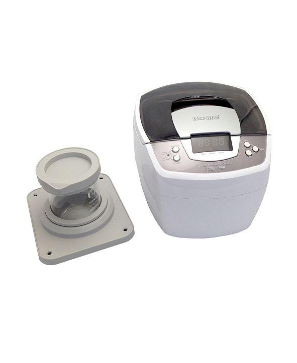 iSonic P4810+Bhk01A Commercial Ultrasonic Cleaner with 500 ML Beaker for Liposomal Vitamin C