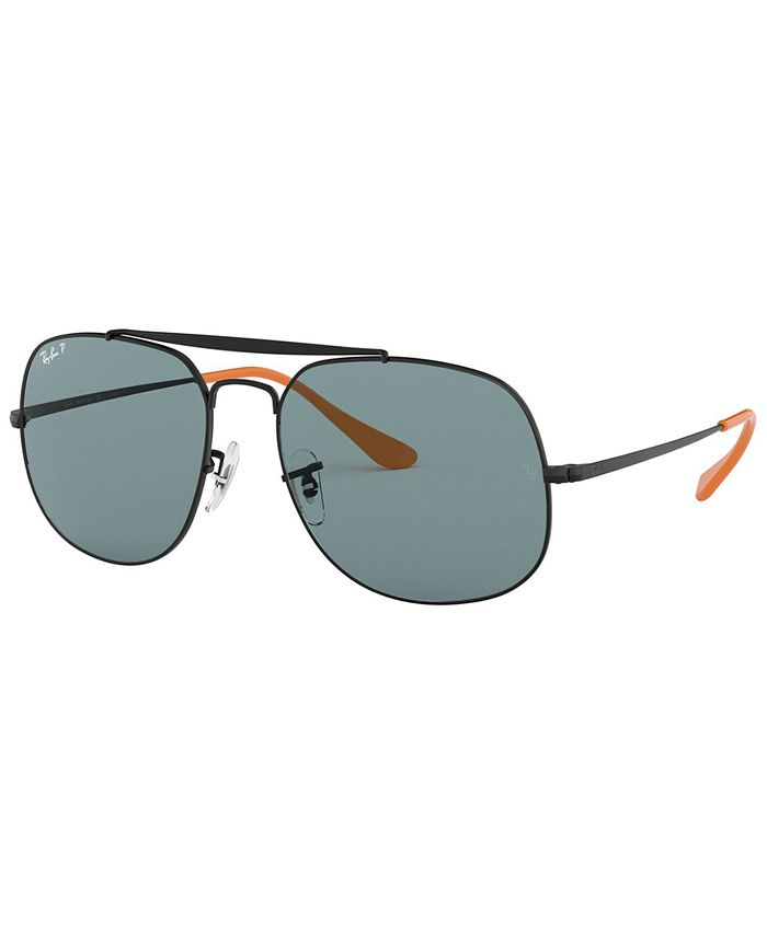 Ray-Ban - Polarized Sunglasses, RB3561 57 THE GENERAL