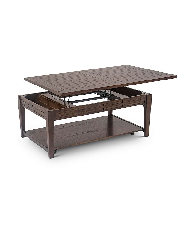 Steve Silver Cleave Lift-Top Cocktail Table