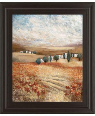 "Hilltown Lanscanadian Art Prints Inc. E II by Rosie Abrahams Framed Print Wall Art, 22"" x 26"""