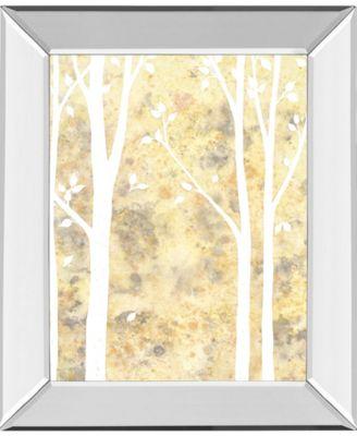 "Simple State II by Debbie Banks Mirror Framed Print Wall Art, 22"" x 26"""