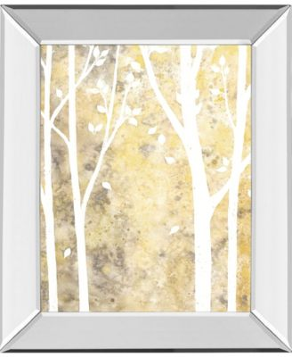 """Simple State I by Debbie Banks Mirror Framed Print Wall Art, 22"""" x 26"""""""