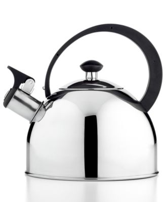 Tools of the Trade Mirrored Stainless Steel Tea Kettle