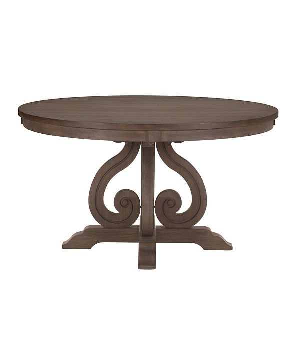 Furniture Huron Round Dining Table