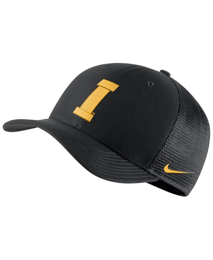 Nike - Aerobill Mesh Stretch Fitted Cap