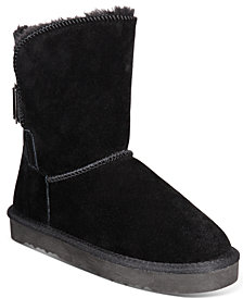 Style & Co Teenyy Cold-Weather Booties, Created for Macy's