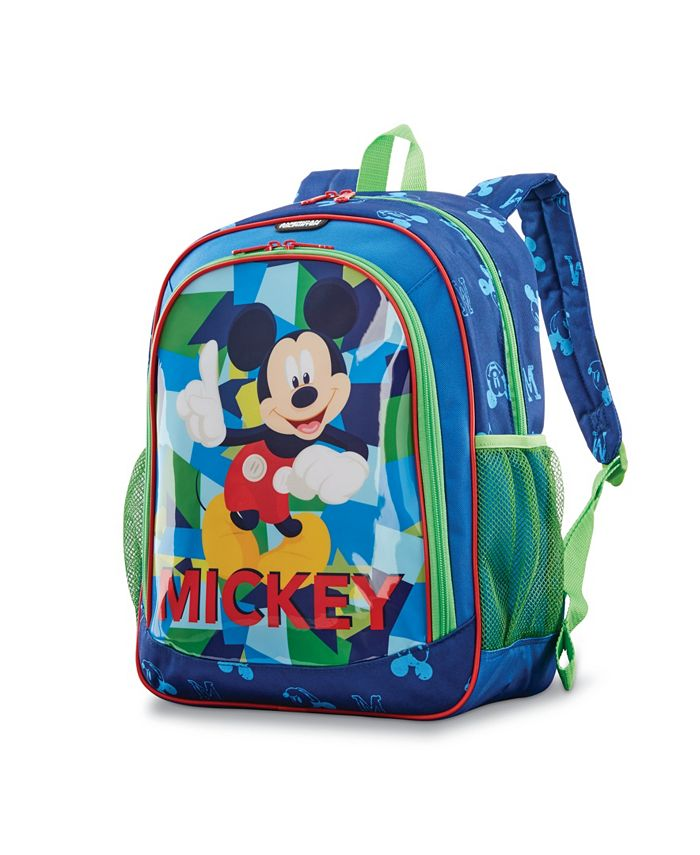 American Tourister - DISNEY MICKEY MOUSE BACKPACK SOFTSIDE