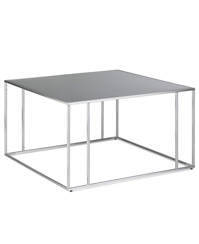 Simpli Home - Sloan Coffee Table, Quick Ship