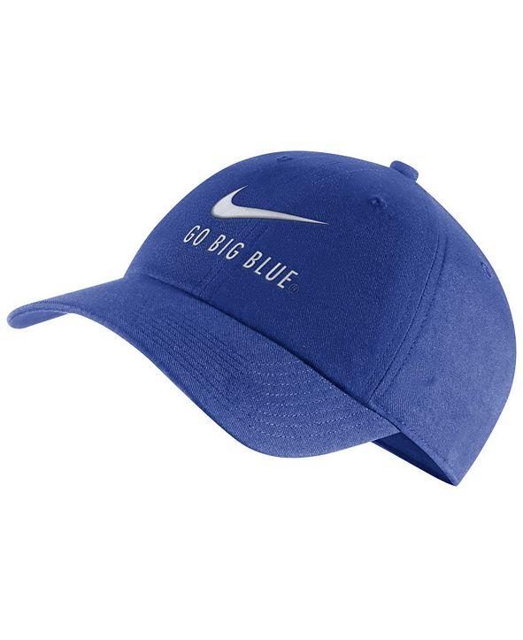Nike Kentucky Wildcats Team Local H86 Cap