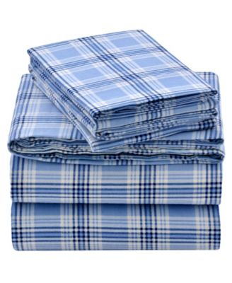 Flannel Sheet Set, King