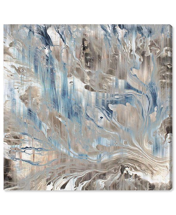 "Oliver Gal Marmolato Canvas Art, 24"" x 24"""