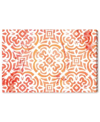 Peachy Afternoon Canvas Art, 36
