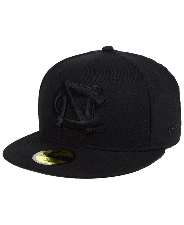 New Era - Core Black on Black 59FIFTY Fitted Cap