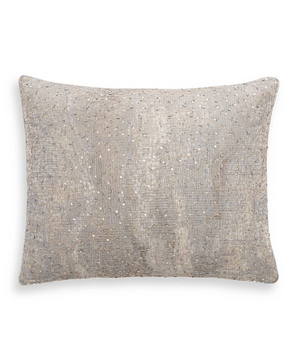 "Hotel Collection Terra 16"" x 20"" Decorative Pillow, Created for Macy's"