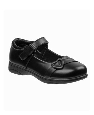 Petalia Toddler Girls School Shoes