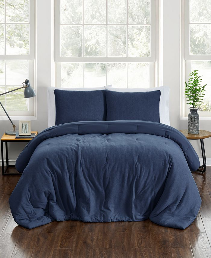 Pem America - Jersey 3-Pc. Comforter Sets