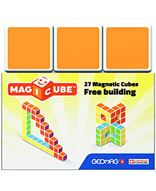 Geomag Magicube Free Building - 27 Piece