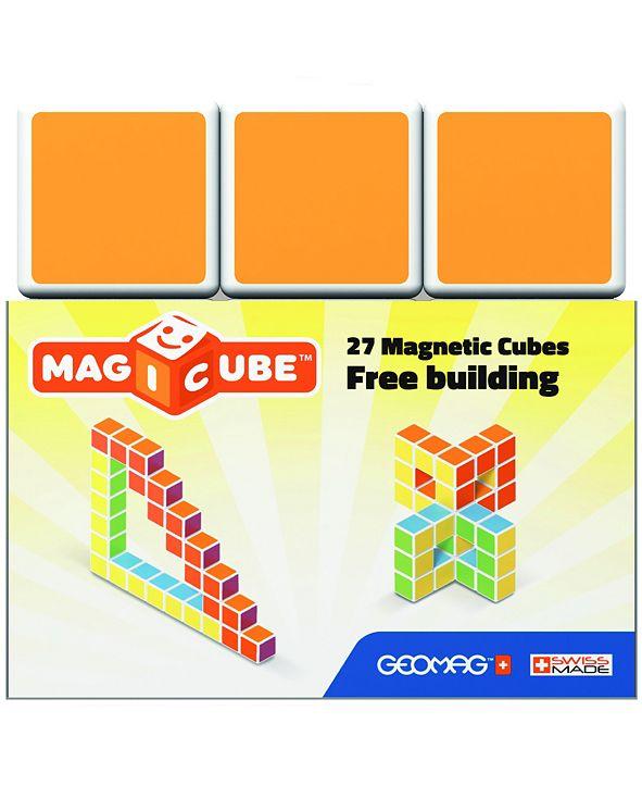 Geomag Magicube Free Building - 27 Piece