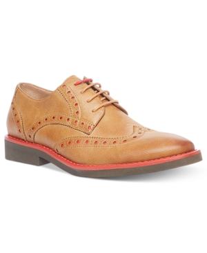 Madden Mens Shoes Lokust WingTip Shoes Mens Shoes
