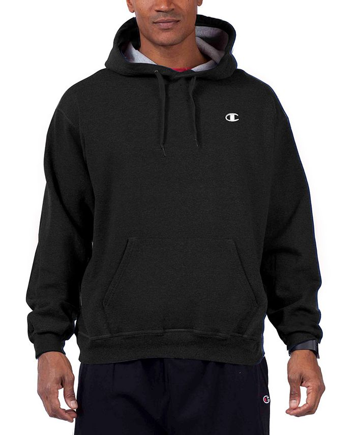 Champion - Men's Big & Tall Fleece Hoodie