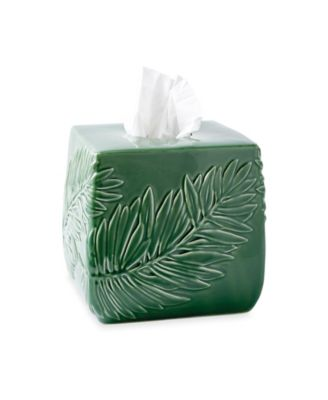 Indoor Garden Tissue Box Cover