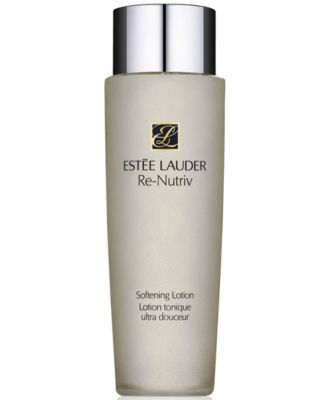 Image of Estée Lauder Re-Nutriv Intensive Softening Lotion Toner, 8.4 oz