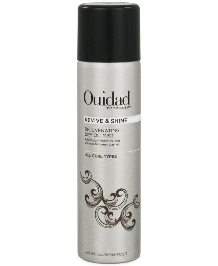 Ouidad - Dry Oil Shine Spray, 5-oz.