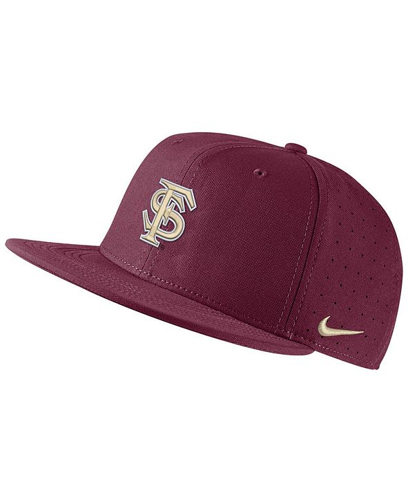 Nike Florida State Seminoles Aerobill True Fitted Baseball Cap