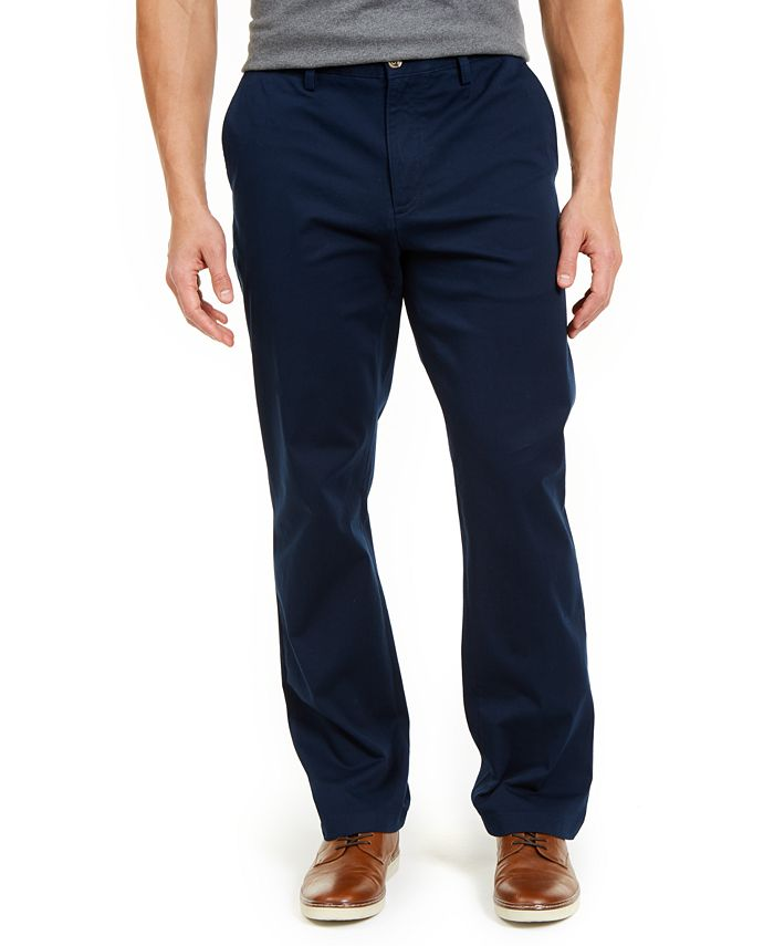 Club Room - Men's Four-Way Stretch Pants