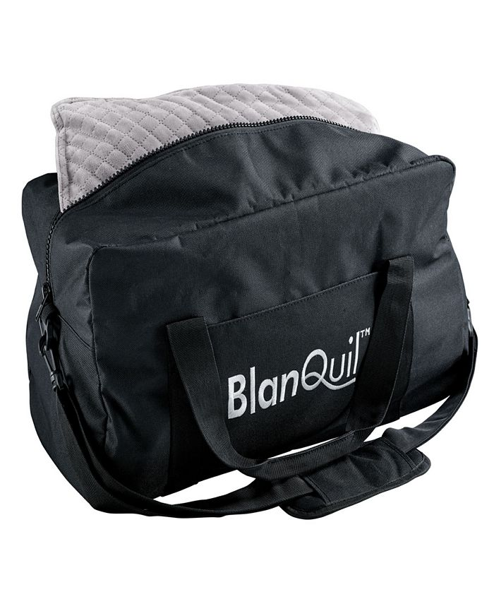 BlanQuil - Passport Travel Size 10lb Weighted Blanket