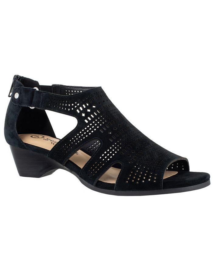 Bella Vita - Quinby Wedge Sandals