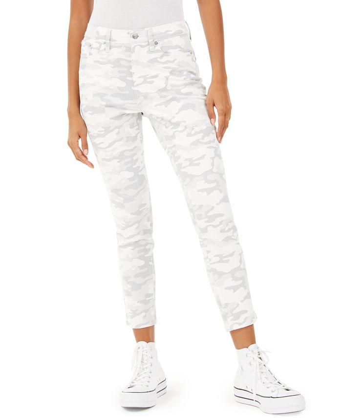 Calvin Klein Jeans - Camo-Print Jeans