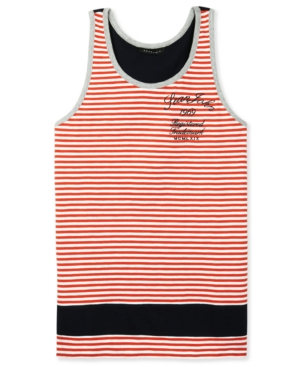 Sean John Tshirt Summer Stripe Tank