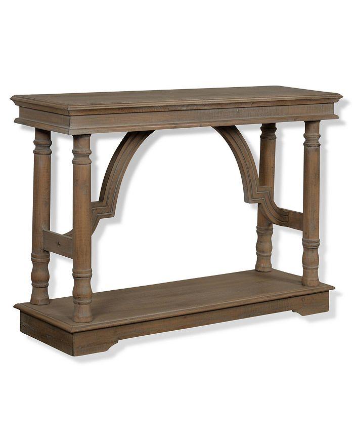 StyleCraft - Trestle Side Table
