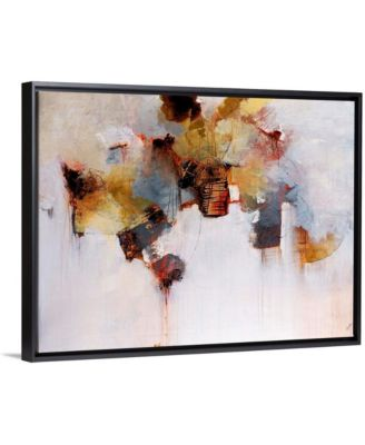 """24 in. x 18 in. """"Earthenware"""" by  Kari Taylor Canvas Wall Art"""
