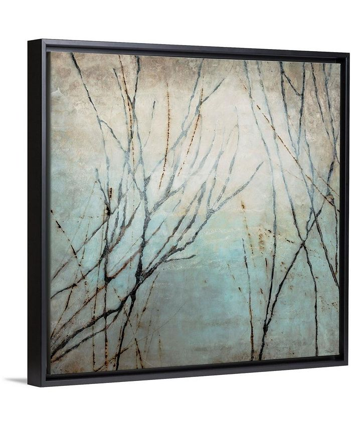 "GreatBigCanvas - 16 in. x 16 in. ""Winter Song"" by  Kari Taylor Canvas Wall Art"